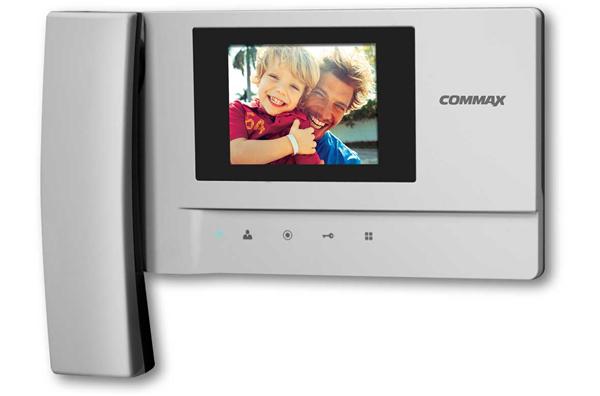 CDV-35A - Chuông cửa màn hình màu Commax